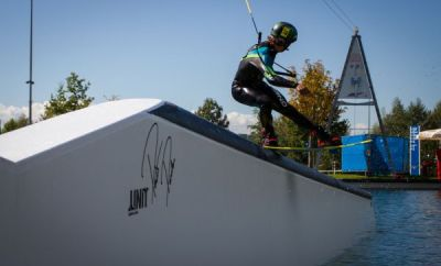 Nico von Lerchenfeld beim Cash for Tricks 2012.